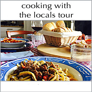 Cooking tour in Calabria Italy
