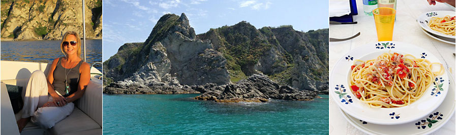 sailing tours in calabria