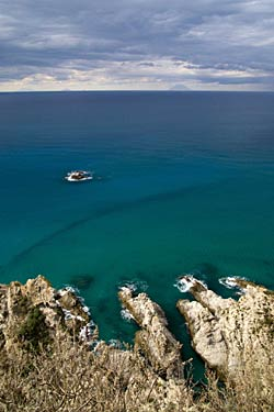 In Italy Tours Capo Vaticano Sailing Tours