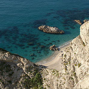 Sailing tours to Capo Vaticano