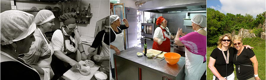 In Italy Tours Castelli Romani Cooking Tours