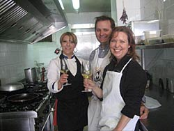 Cooking class in Pizzo, Calabria