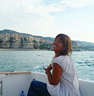 Tania Pascuzzi of In Italy Tours